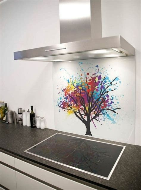 kitchen splashback designs bespoke glass splashbacks opening up the design