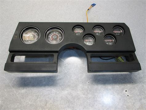 all boat gauges not working 1988 rinker v170 dash panel instrument cluster gauges
