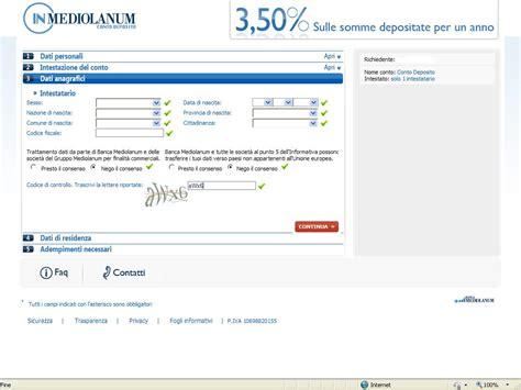 Banca Mediolanum Conto Deposito by Banca Mediolanum Un Nuovo Conto Deposito Con Il Trucco