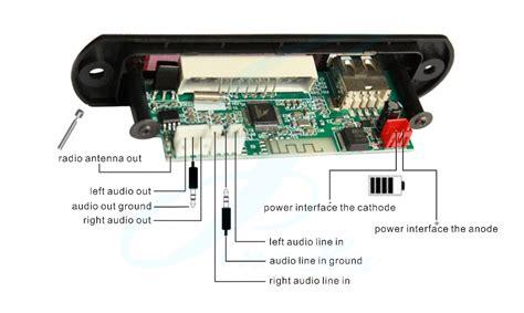 tf bluetooth speaker wiring diagrams bluetooth speaker