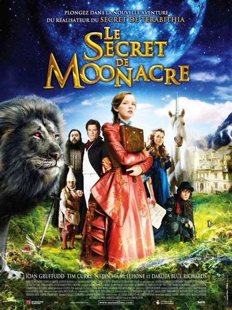film comme narnia le secret de moonacre film 2007 allocin 233