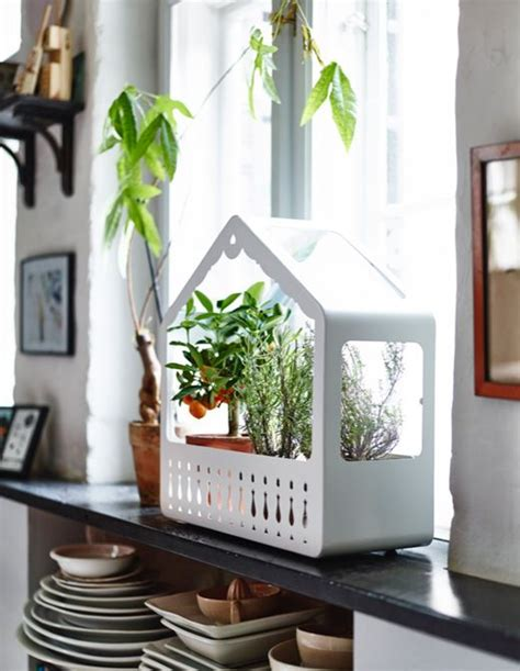 ikea greenhouse ikea ps 2014 indoor greenhouse muy buenas ideas pinterest