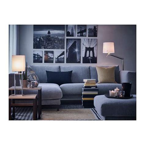 sofa mit recamiere links nockeby 3er sofa mit r 233 camiere links tallmyra tallmyra