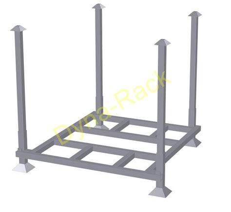 Stack Rack design 2 portable stack racks