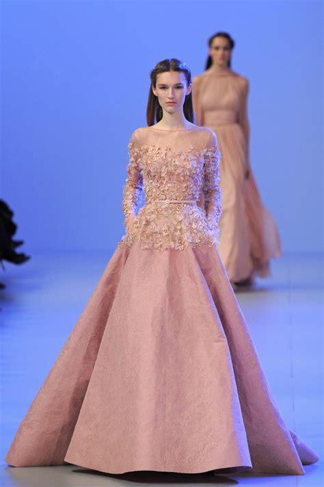 Elie Saab   Paris Haute Couture Fashion Week Spring 2014