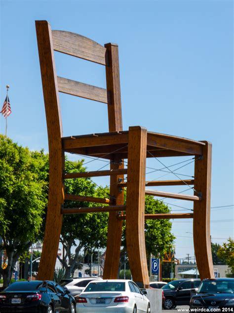 Big Chair by Big Chair California