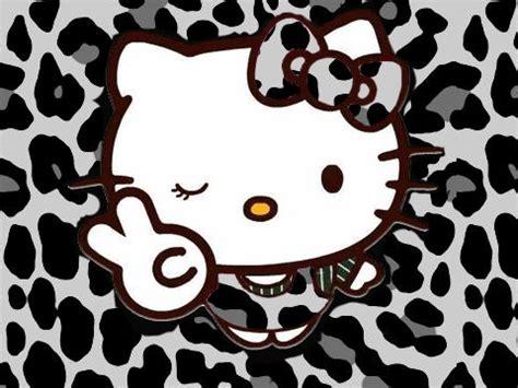 imagenes de hello kitty animal print hello kitty wallpapers leopardo imagui