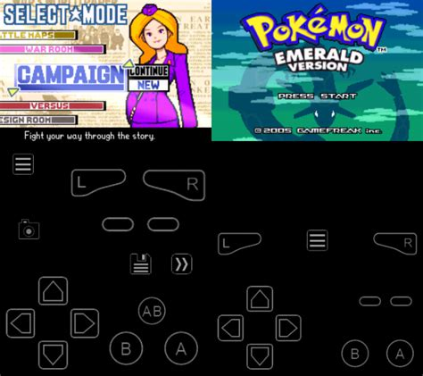 emerald cheats gba emulator android play gba android