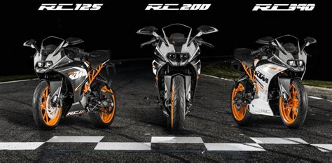 Ktm Rc 150 Price In India Ktm Rc 200 Ktm Rc 390 Coming Soon To India Motor Junkies