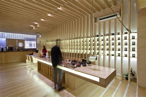 tea house interior design to tsai tea room by georges batzios architects design father