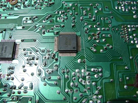 electric circuit board for electronic circuit board 1 by fantasystock on deviantart