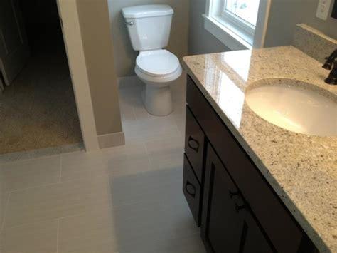 12x24 tile in a small bathroom master bathroom 12x24 zera traditional bathroom