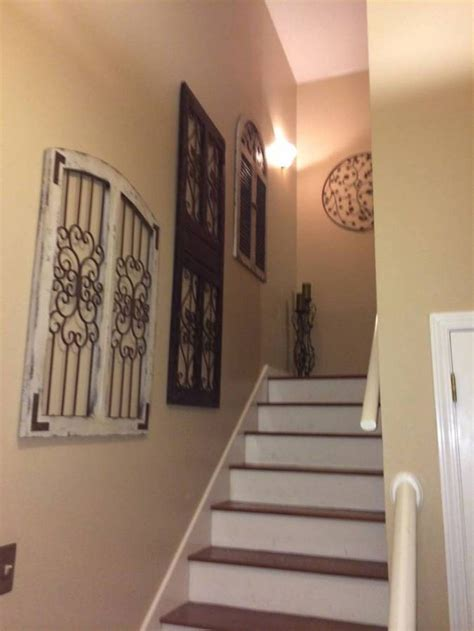 Ideas For Staircase Walls Staircase Decor Ideas Diy For Your House Photo 2016 Decorating Christmasstaircase Landing