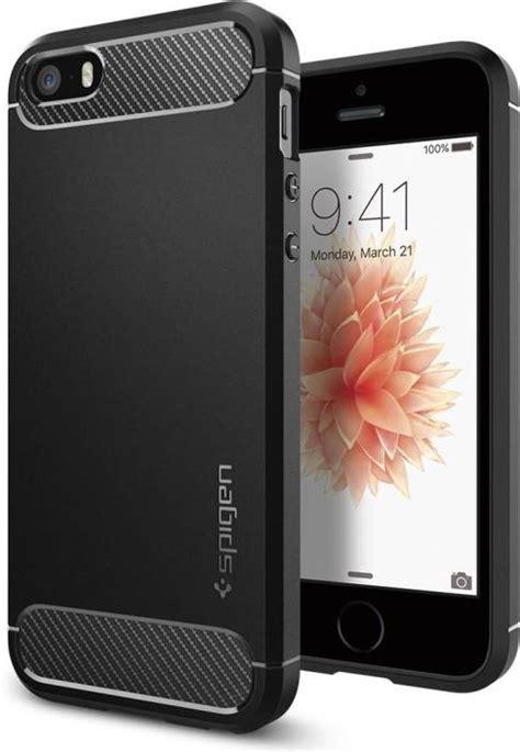Cover Spigen Iphone 5 5s spigen back cover for apple iphone se 5s 5 spigen