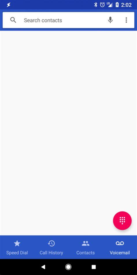 google design bottom bar hands on google phone app is testing a bottom bar