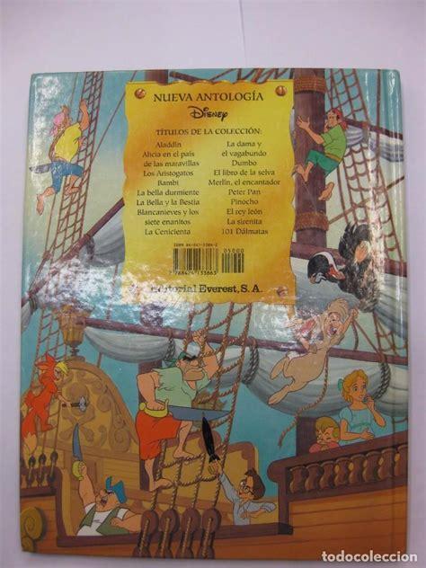 libro peter pan disneys wonderful peter pan disney editorial everest 1993 comprar libros de cuentos en todocoleccion