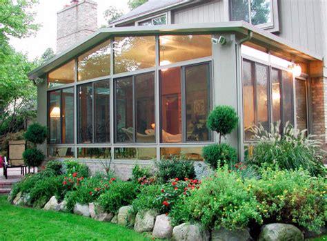 California Sunrooms Gabled Garden Rooms California Sunroom Pros