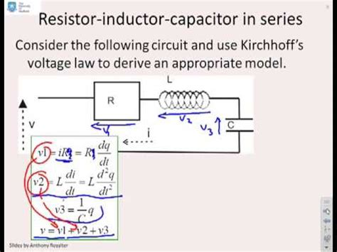 inductor connected in series with a resistor a resistor and an inductor are connected in series to a battery 28 images a 80 ohm resistor