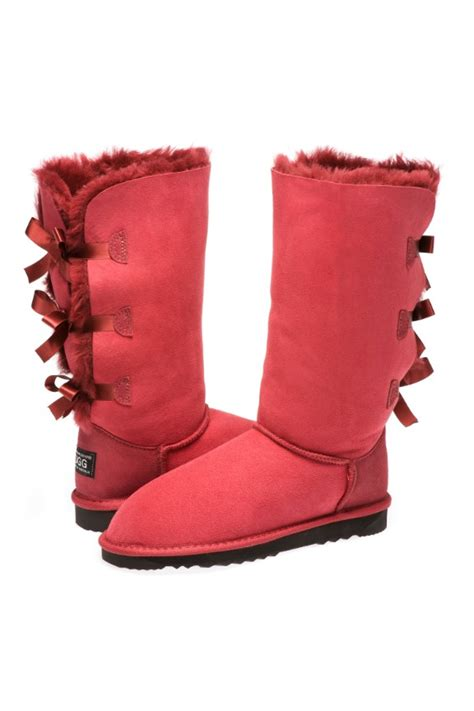 ugg boots bows on back ugg boots with bows on the back
