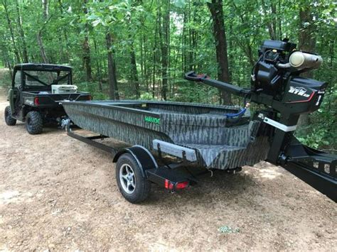 used havoc duck boats for sale havoc 1656 for sale