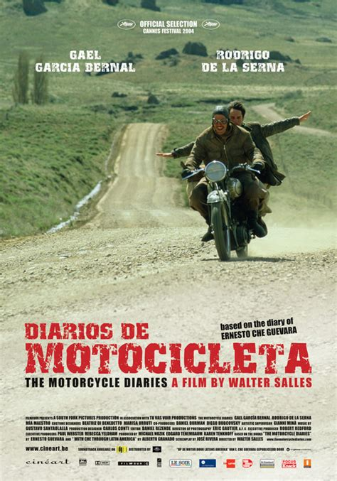 diarios de motocicleta 2004 the dramatization of a motorcycle road trip che ver