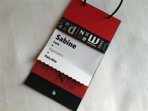brand name tag design brand new conference tag paperspecs