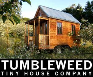 Tiny House To Occupy Wall Street Sustainable Suburbia Tumbleweed Tiny House Company Cost
