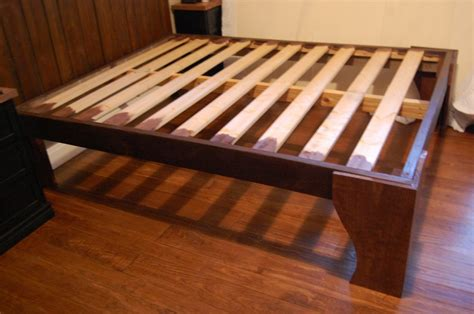 Diy Rustic Bed Frame Remodelaholic Curvy Reclaimed Wood Headboard Tutorial