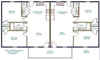 Floor Plans For Duplexes duplex floor plans best 1000 ideas about duplex condo plans ranch