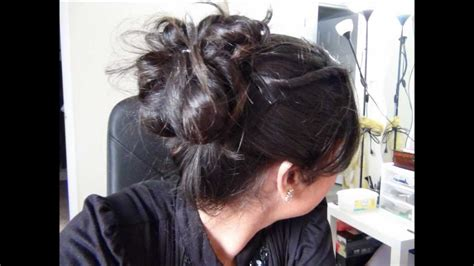 hairstyles for farewell party hair styles 5 min updo for prom homecoming or farewell