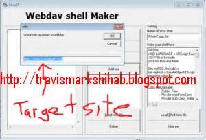 tutorial deface lengkap tutorial networking tutorial deface dengan webdav lengkap