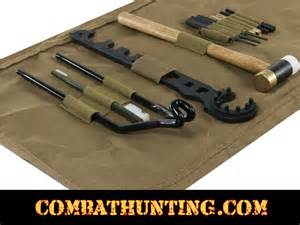 tgsarkt ar15 m4 gunsmithing tool kit with cleaning mat