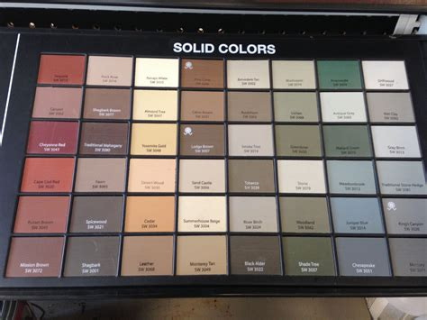 sherwin williams solid stains for deck fence paints stains pinterest fences decking