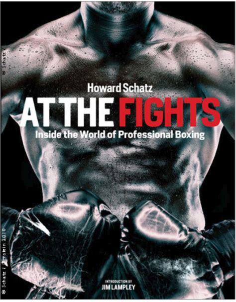 the boxer within books with howard schatz
