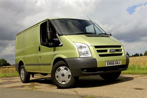 Ford Transit Reviews by Ford Transit Review 2006 2013 Parkers