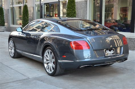 2013 bentley continental gt for sale 2013 bentley continental gt stock gc1875 for sale near