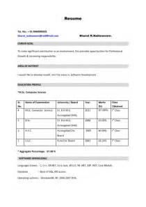 fresh essays resume format pdf or doc