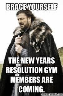 New Years Gym Meme - gym meme