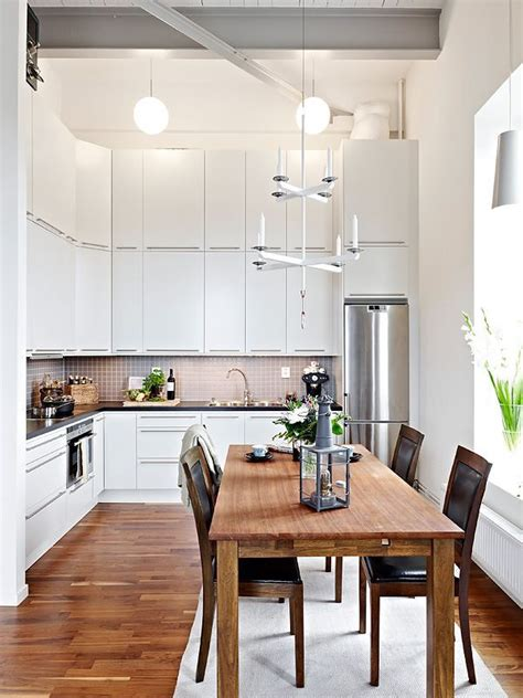swedish kitchen 30 inspiring white scandinavian kitchen designs