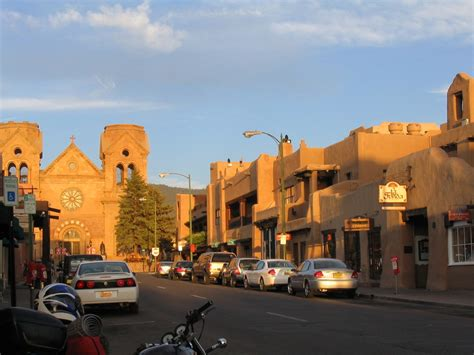 Santa Fe Style Homes by Santa Fe New Mexico Best Of The Road
