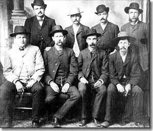dodge city peace commission faces and poses