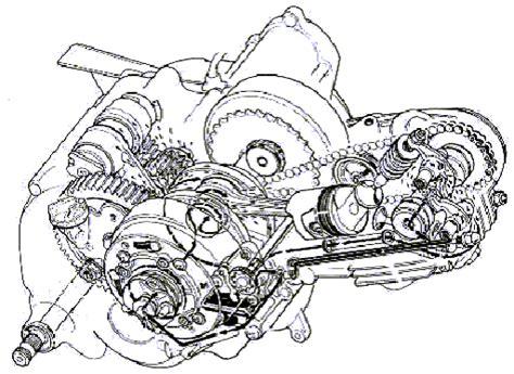 Mesin Motor komponen mesin motor