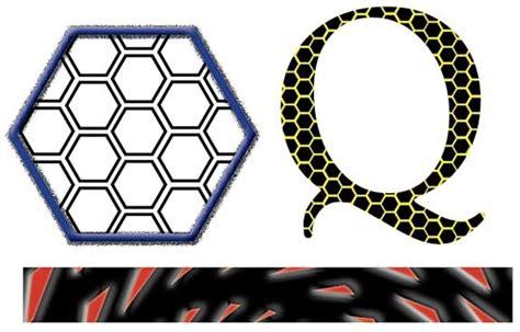 hex pattern finder hexagon pattern vector clipart best