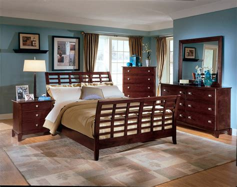 modern bedroom brown barton brown king size modern bedroom set see white