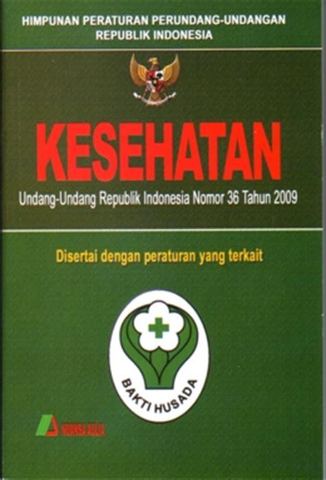 Undang Undang Ri No 32 Tahun 2009 Peraturan Menteri Lingkungan himpunan peraturan perundang undangan republik indonesia