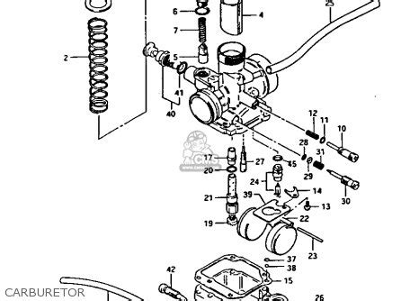 Suzuki Lt 125 Parts 1997 Yamaha Warrior 350 Wiring Diagram 2001 Yamaha Warrior
