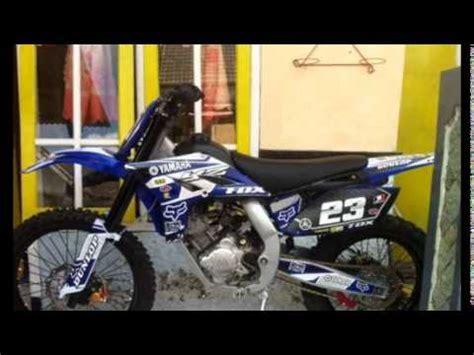 As Shock Depan Yamaha Jupiter Mx modifikasi motor bebek yamaha jupiter mx 2008 modif trail istimewa shock belakang