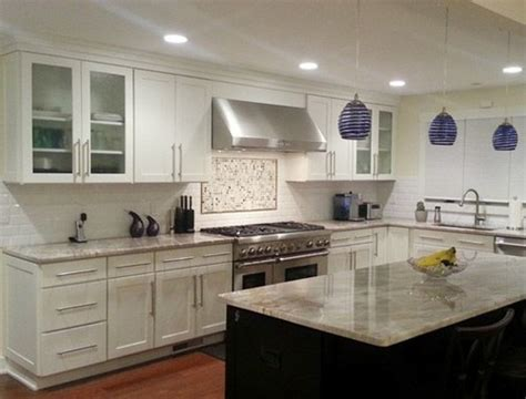 shaker kitchen cabinet crown molding need crown molding advice for white kitchen with shaker