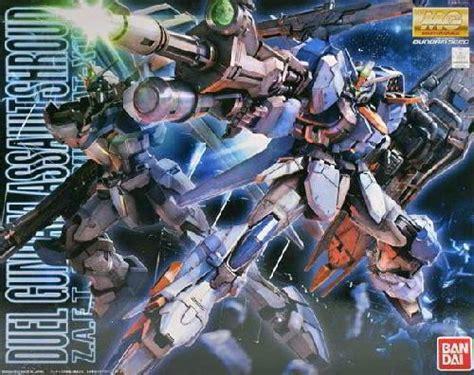 Mg Duel Assault Shroud Gundam 1100 Bandai bandai 1 100 mg duel gundam assault shroud b 175299