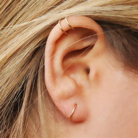 unique earrings for cartilage earrings